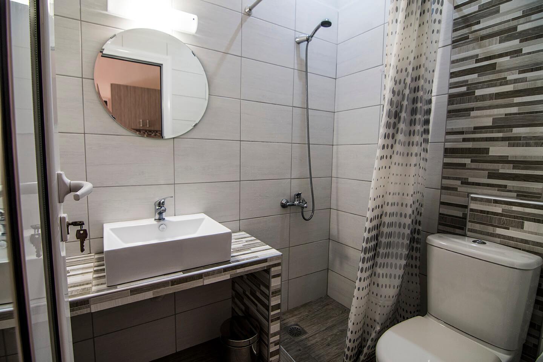 Christodoulos Eleftheria House Room 002 - Nea Vrasna - Rent Rooms - Apartments - Hotel