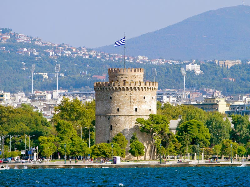 Thessaloniki - Nea Vrasna a daily trip